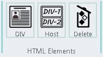 HTML Elements block